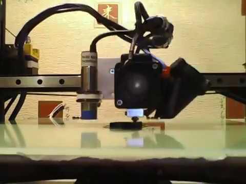 hotend e3dv6 proximity sensor holder (18mm)
