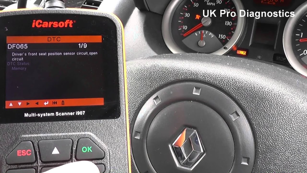 Renault i907 Info, Pictures & Video