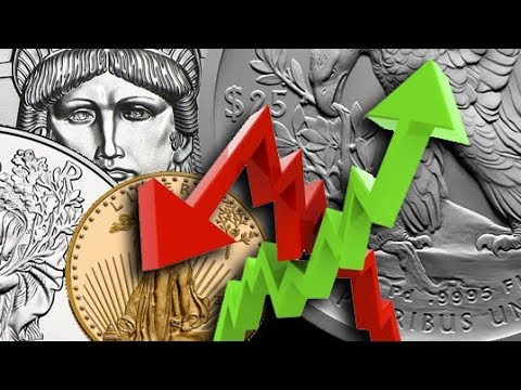 Gold, Silver & Platinum DOWN; Palladium UP! Why?