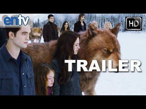 Twilight Breaking Dawn Part 2 Final Trailer 3 [HD]: Bella Prepares For War!