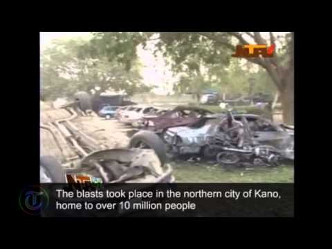 Islamist sect claims responsibility for Nigeria blasts