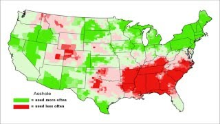 Use of Swear Words in the US
