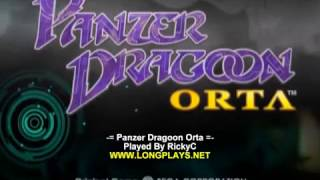 Xbox Longplay Panzer Dragoon Orta
