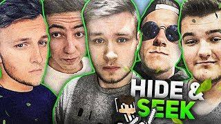 WYZWISKA, GROŹBY I SPRZEDAŻ - Hide and seek