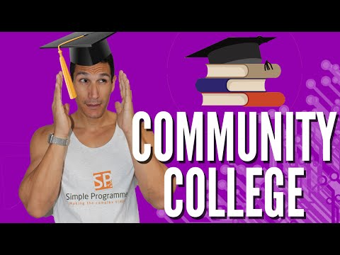 Community College: Reducing Your Student Debt Loan