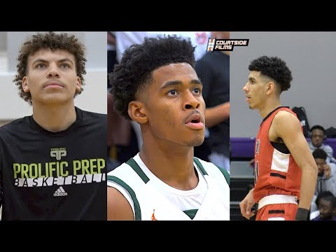 Video On Trio of Illinois 2020 Class Commits! Adam Miller, Andre Curbelo & Coleman Hawkins!