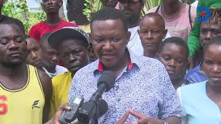 Governor Mutua goes fishing at the coast, advocates for fishermen's welfare