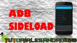 Video ¿Qué es sideload? Cómo instalar un .zip por sideload (Para NEXUS 4-5-7-10) download MP3, 3GP, MP4, WEBM, AVI, FLV Oktober 2018