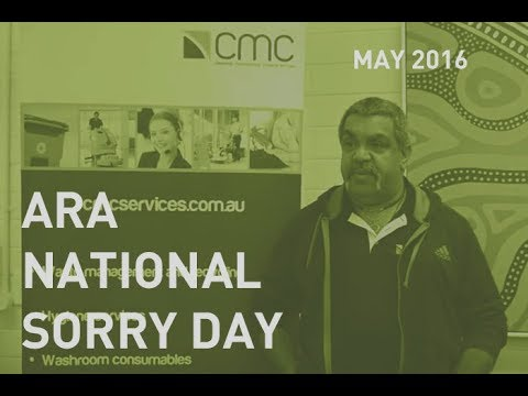 National Sorry Day at CMC