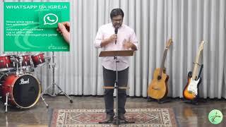 Reunião de Oração | Igreja Presbiteriana da Cidade das Artes | 09/07/2020