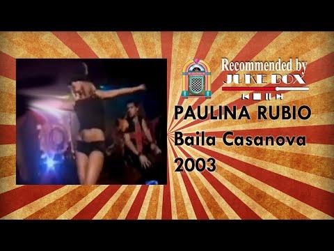 Paulina Rubio - Baila Casanova (Musica Si 2003)