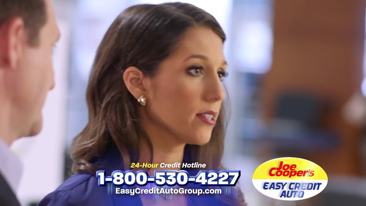 Joe Cooper Easy Credit >> No Credit Bad Credit Second Chance Car Loans Reviews Joe Cooper S Easy Credit Auto 73110