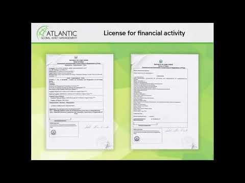 Atlantic Global Asset Management (AGAM) -  Questra Presentation