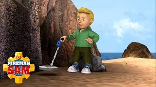 Fireman Sam Official: James Searches for Treasure