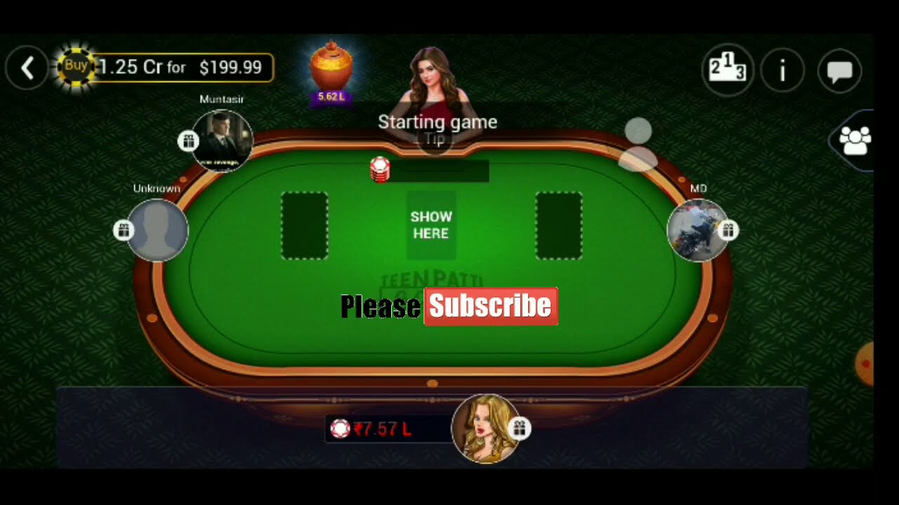 Download Teen Patti Rummy Paly Tutorial Part 01    Time Pass 100%   
