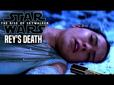 Rey's Death In The Rise Of Skywalker! Leaked Hints Revealed (Star Wars Episode 9)