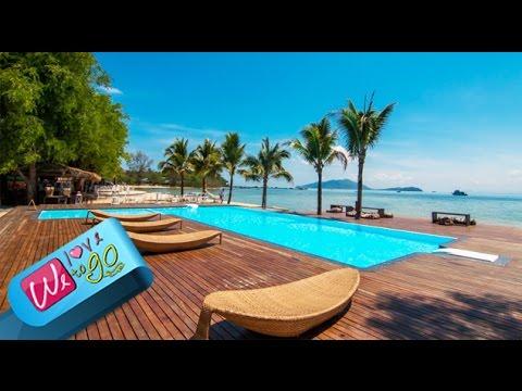 เดอะบลูสกายรีสอร์ท เกาะพยาม วันพักผ่อนมองฟ้าสวย ทะเลใส The Blue Sky Resort@Koh Payam