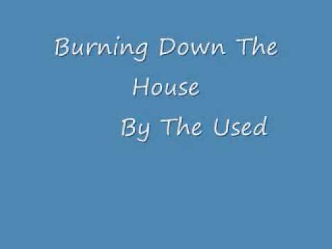Burning Down The House Lyrics In Description
