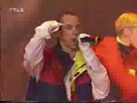 Backstreet Boys  Get down  @ Bravo Super Show 1997
