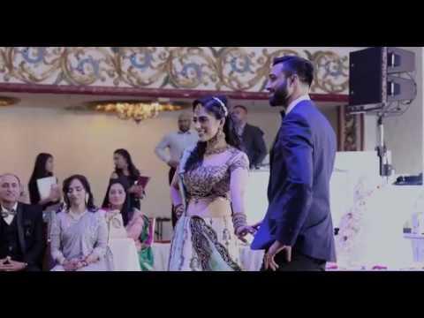 Jeeten and Khushbu's Wedding Reception