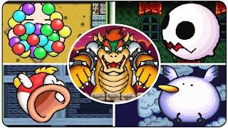 Yoshi's Island DS - All Bosses (No Damage)