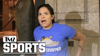 AMANDA NUNES PREDICTS '5 ROUND BATTLE'... Valentina Shevchenko | TMZ Sports