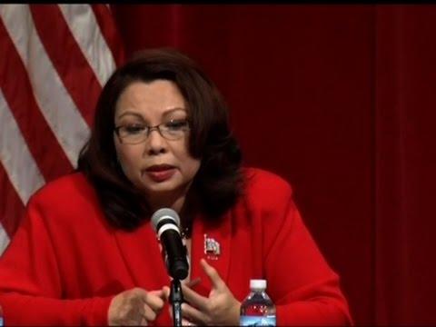 Illinois Senator Mocks Rival's Family Background