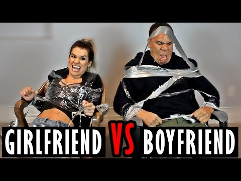 Thumbnail: BOYFRIEND VS GIRLFRIEND CHALLENGE