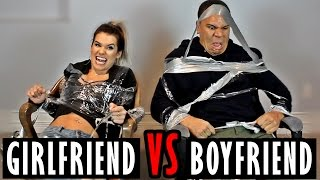 BOYFRIEND VS GIRLFRIEND CHALLENGE