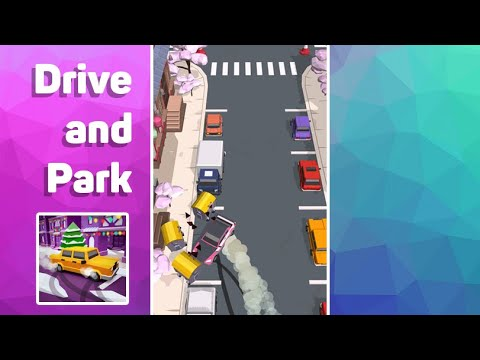 🔴 Drive and Park - SayGames LLC - Gameplay - I REALLY LOVE THIS GAME