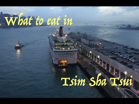 What to eat in Tsim Sha Tsui
