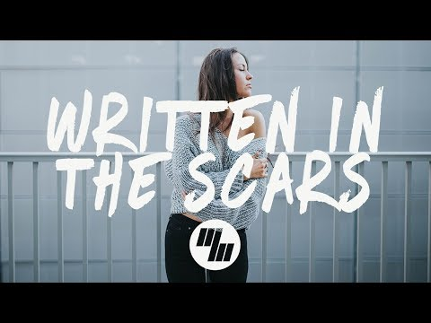 Galantis - Written In The Scars (Lyrics / Lyric Video) Anki Remix, feat. Wrabel