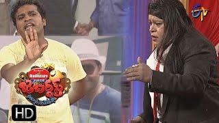 Racha Ravi Performance | Jabardasth | 22nd September 2016 | ETV  Telugu