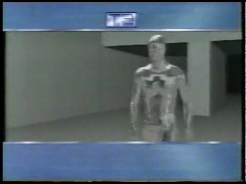 """Terminator 2"" wins Best Visual Effects Oscar - 1991"