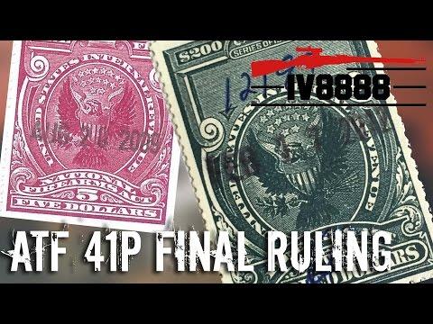 ATF 41P Final Ruling & What It All Means