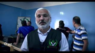 حملة توعية من مخاطر الألغام ومخلفات القصف
