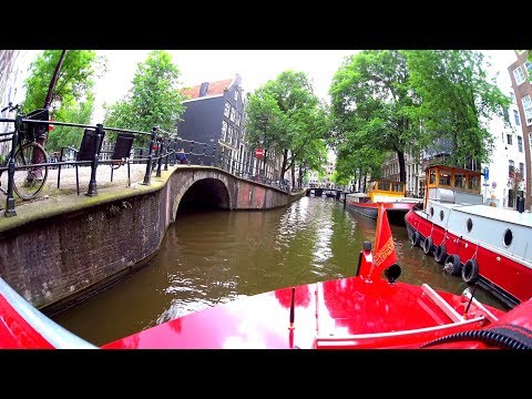 1 hour | Canals of Amsterdam, Netherlands