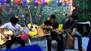 Tình ca du mục (those were the days) Guitar DHYTB