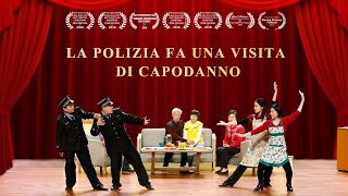 """Cortometraggio cristiano - """"La polizia fa una visita di Capodanno"""" (Doppiaggio italiano)"""