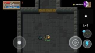 How To Hack Soul Knight-Infinte Ammo And (no Proof) Infinite Health