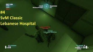 #4 Splinter Cell Blacklist 2017 Multiplayer Gameplay. Classic Lebanese Hospital (Pro Match)