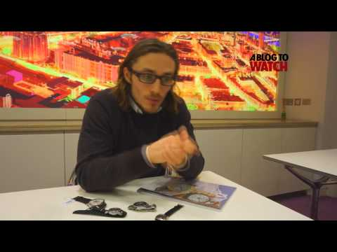 Buying and Selling Vintage Watches At Auction Interview w-Watches of Knightsbridge