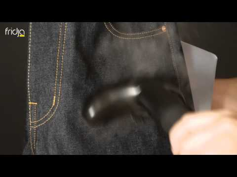 How To Steam Jeans - Fridja Professional Garment Steamers School