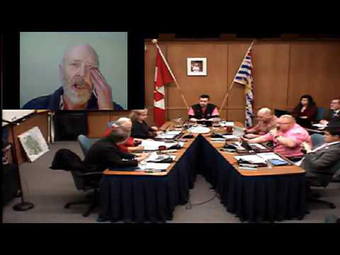 MicroCell Presentation to Central Saanich ,BC,  Council