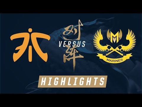 FNC vs GAM   Worlds Group Stage Match Highlights 2017