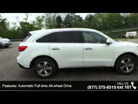2016 acura mdx 4mdx baierl acura wexford pa 15090 youtube