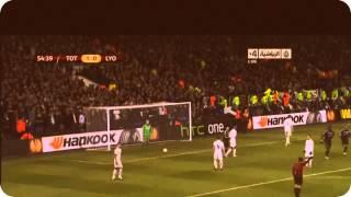 All Goals tottenham vs lyon 2 1 14 02 2013 HD