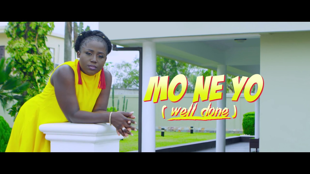 Diana Hamilton MO NE YO ( Well Done) Official Music Video