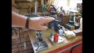 Silverline Bench Drill Press Part 1