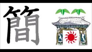 簡単 カンタン simple 簡易 カンイ simplified 簡潔 カンケツ brief 簡...